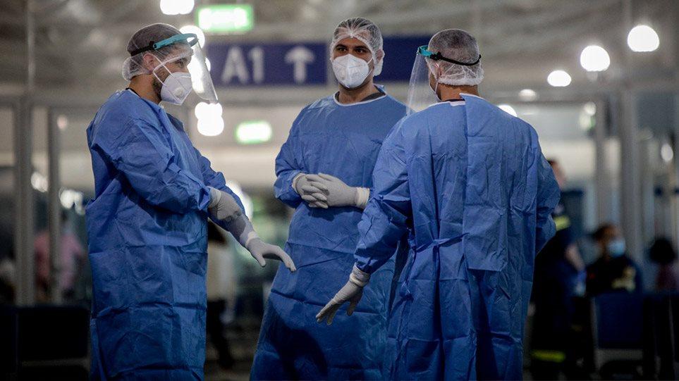 Κορωνοϊός: 35 νέα κρούσματα στη χώρα – Τα 17 στην Αττική