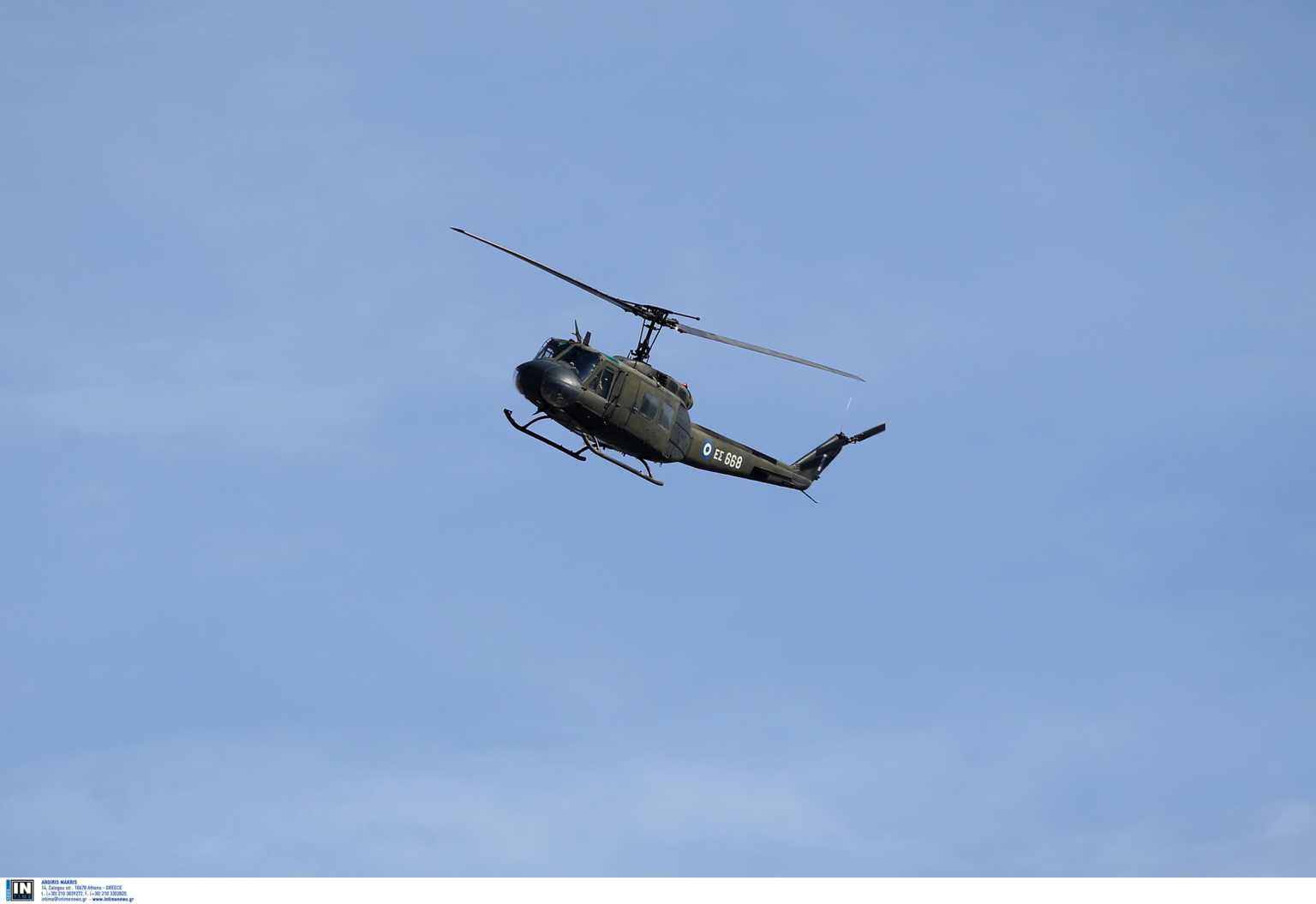ΕΚΤΑΚΤΟ – Αγνοείται ελικόπτερο του ΝΑΤΟ κοντά στην Κεφαλονιά