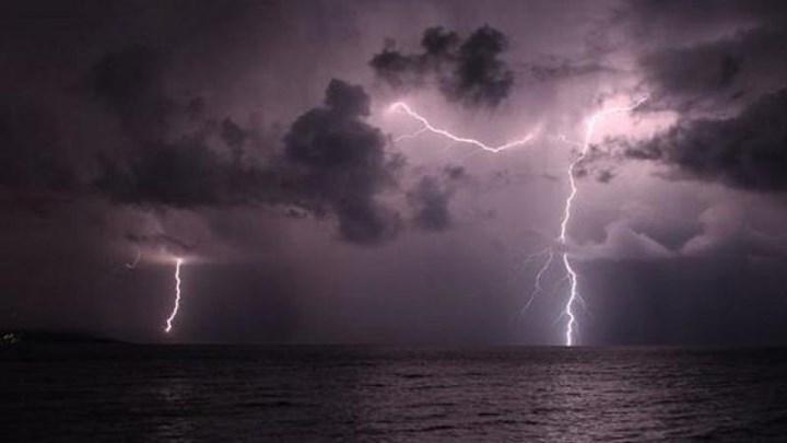 ΕΜΥ: Έκτακτο δελτίο επιδείνωσης καιρού – Καταιγίδες και θυελλώδεις άνεμοι!