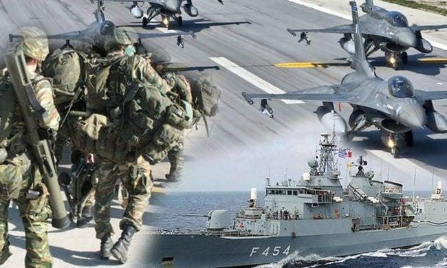 ΑΠΟΚΑΛΥΠΤΟΥΜΕ… Ποιοι και γιατί παίζουν παιχνίδια με τις ΕΝΟΠΛΕΣ ΔΥΝΑΜΕΙΣ του τόπου! Τα ΕΘΝΙΚΑ ΘΕΜΑΤΑ επιβάλλουν ΟΜΟΨΥΧΙΑ!Τι κάνει γι΄αυτό η πολιτική ηγεσία; Ποιοι και γιατί μπερδεύονται με τους στρατιωτικούς;