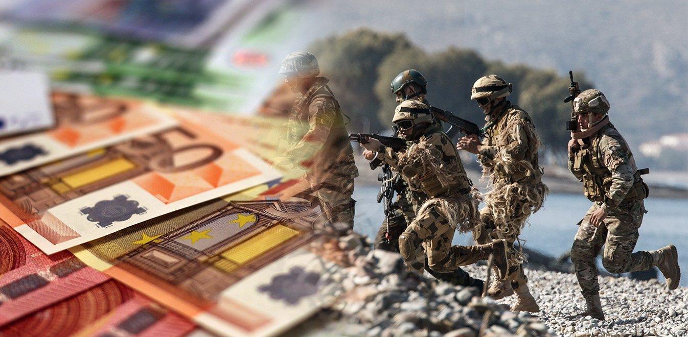Γραφειοκρατία… το μεγαλείο σου!!! Δύσκολα Χριστούγεννα για εκατοντάδες στρατιωτικούς! Τι συμβαίνει με τα χρήματα που υποσχέθηκε ο υπουργός?