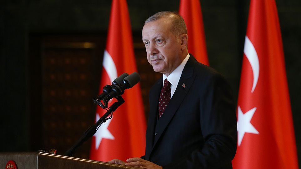 Ανεβάζει κι άλλο τους τόνους ο Ερντογάν: Θα προστατεύσουμε τα δικαιώματά μας μέχρι τέλους!