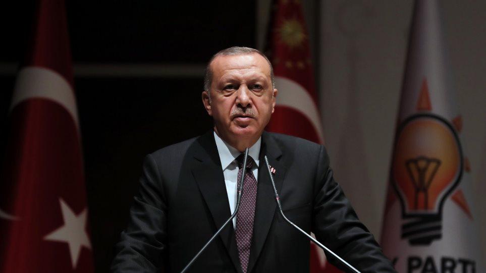 Επιμένει ο Ερντογάν: Θα κάνουμε γεωτρήσεις στην ανατολική Μεσόγειο!