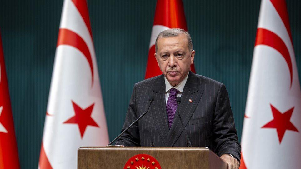 Ερντογάν: Δεν θα κάνουμε πίσω στο Αιγαίο, δεν θα περιοριστούμε στις ακτές μας!