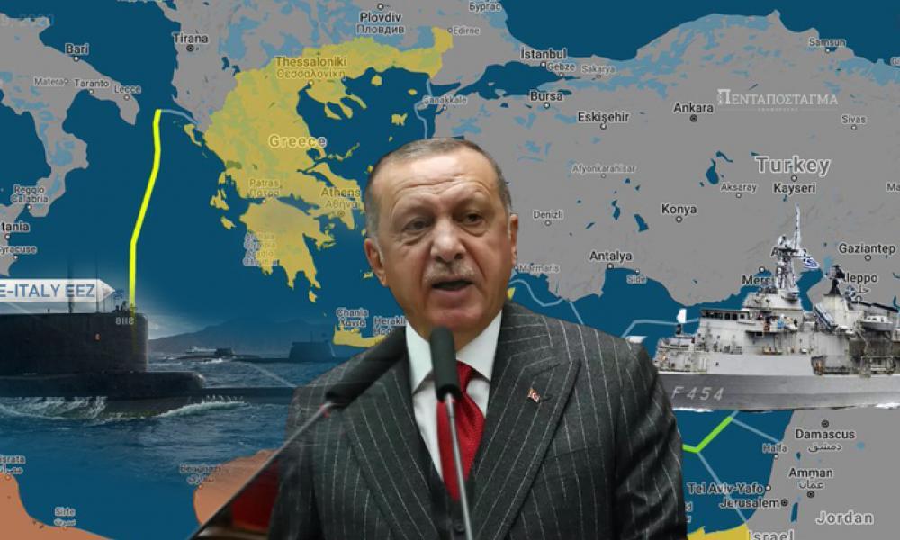 """ΕΚΘΕΣΗ Δυτικών Μυστικών Υπηρεσιών: """"Ο Ερντογάν κρύβεται πίσω από τις τρομοκρατικές επιθέσεις στην Ευρώπη! – Στηρίζει το ISIS"""""""