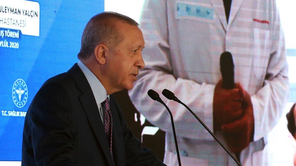 Μας απειλεί με πόλεμο ο Ερντογάν: Αν δεν το καταλάβουν πολιτικά, θα το βιώσουν στο πεδίο της μάχης!
