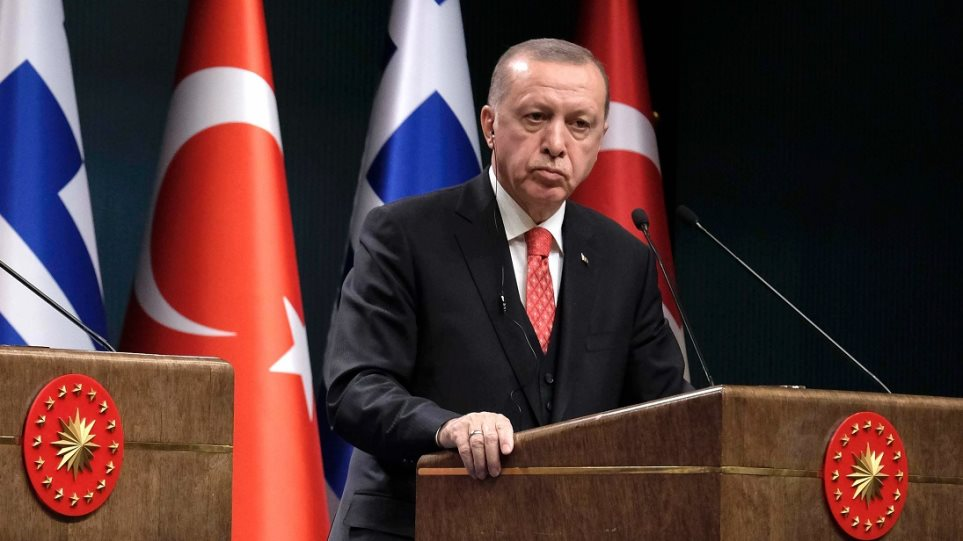 Ερντογάν: Από τον Μητσοτάκη εξαρτάται η βελτίωση των ελληνοτουρκικών σχέσεων
