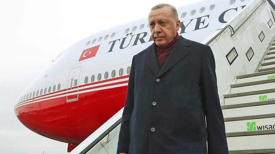 Ερντογάν: Ο Μητσοτάκης κάλεσε τον Χαφτάρ στην Ελλάδα για να μας προκαλέσει!