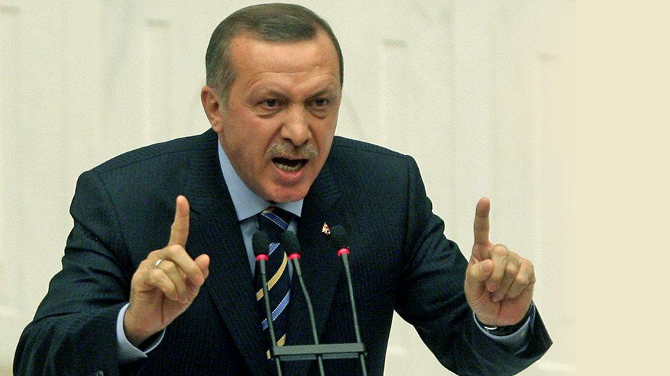 Έξαλλος ο Ερντογάν που αποκλείστηκε η Τουρκία από τον κατάλογο των «ασφαλών» χωρών!