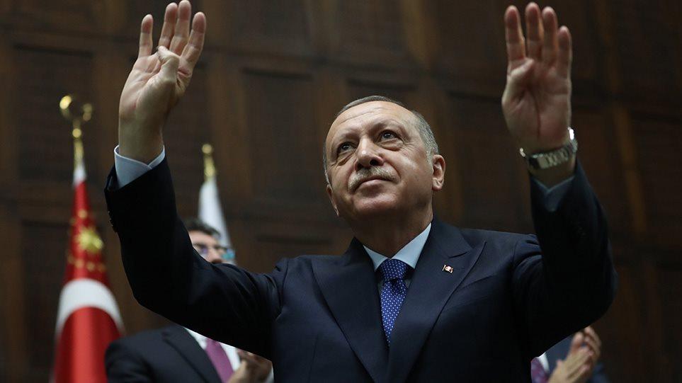 Ερντογάν για την εκεχειρία: Οι τρομοκράτες έχουν 120 ώρες να εγκαταλείψουν τη ζώνη ασφαλείας!