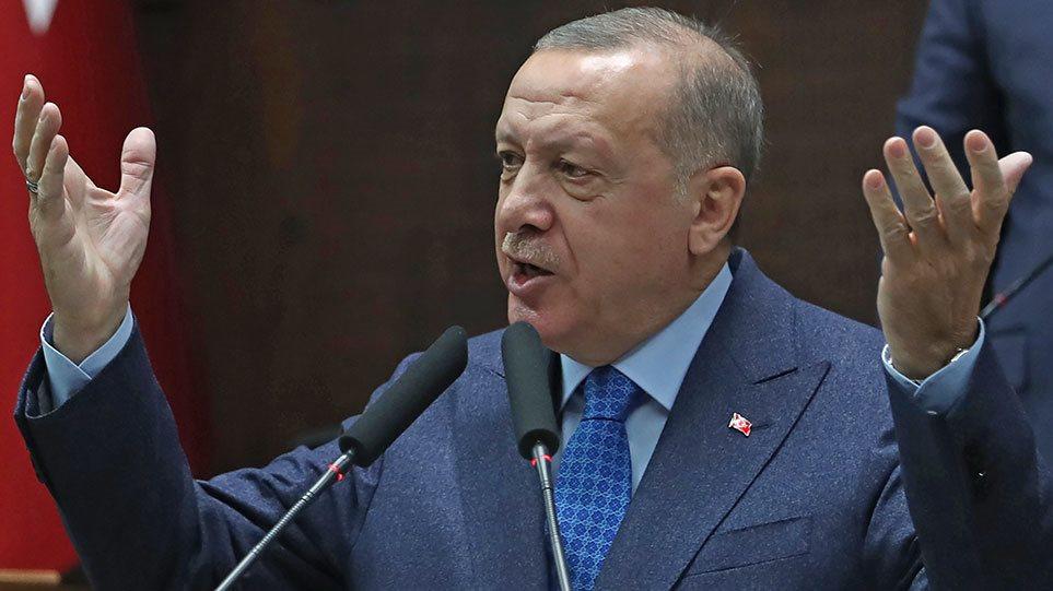 Ερντογάν για Αγιά Σοφιά: Κανείς δεν θα μας πει τι θα κάνουμε! (ΒΙΝΤΕΟ)