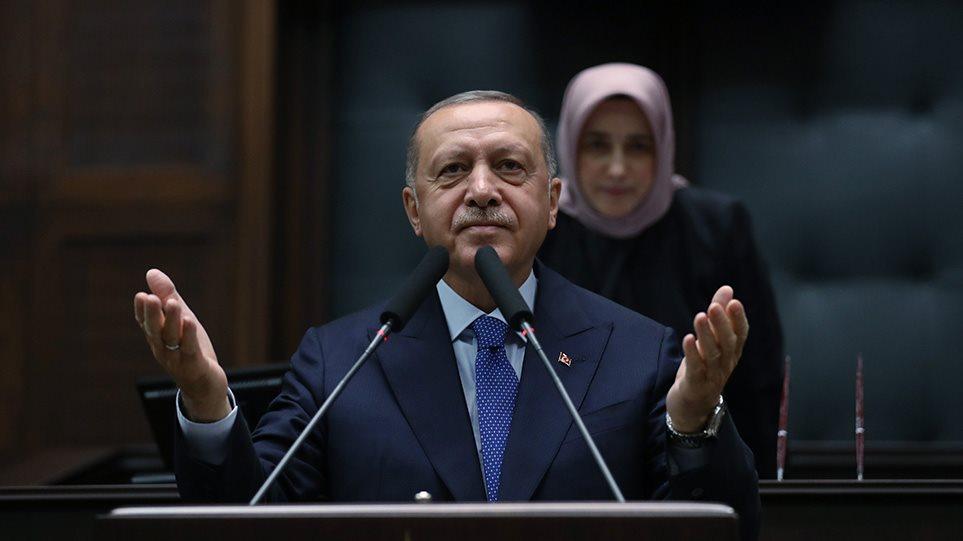 Τελεσίγραφο Ερντογάν στους Κούρδους: Πετάξτε τα όπλα σήμερα, φύγετε από τη ζώνη και η «Πηγή Ειρήνης» θα τελειώσει!