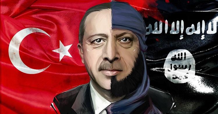 ΑΠΟΚΑΛΥΨΕΙΣ «ΣΕΙΣΜΟΣ»: Αυτές είναι οι ΣΤΕΝΕΣ σχέσεις του Ερντογάν με το ΙΣΛΑΜΙΚΟ ΚΡΑΤΟΣ… (ΕΙΚΟΝΕΣ)