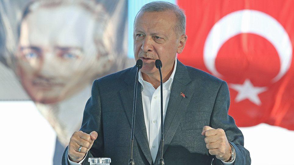Ο Ερντογάν τρέχει για παζάρια στην Ευρώπη -Θα μιλήσει με τη Φον ντερ Λάιεν και τον ΓΓ του ΝΑΤΟ, Στόλτενμπεργκ!