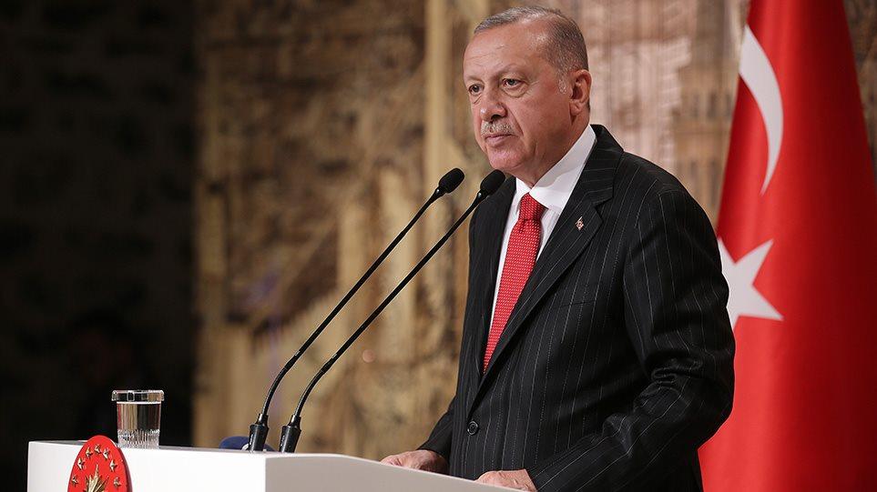 Ερντογάν για Συρία: Αν οι ΗΠΑ δεν κρατήσουν τις υποσχέσεις τους, θα συνεχίσουμε την επίθεση με αποφασιστικότητα!