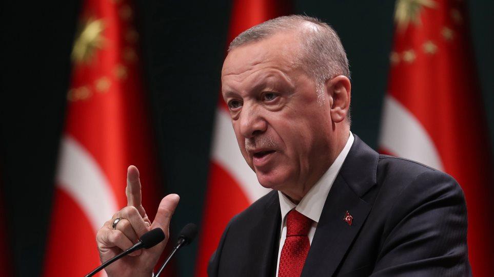 Ερντογάν: Δεν μας ενδιαφέρουν οι κυρώσεις από την ΕΕ – Οι «τίμιοι ηγέτες» δεν τις θέλουν!