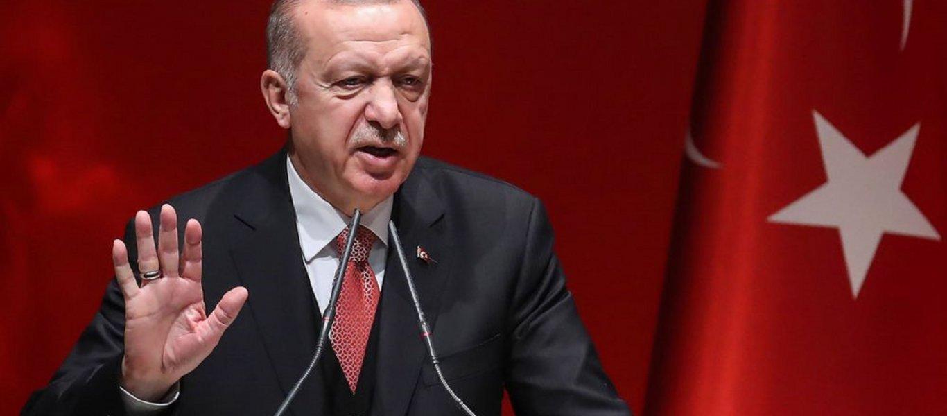 """Νέο """"παραλήρημα"""" του """"σουλτάνου"""" για Ελλάδα και Κύπρο: """"Θα βλέπετε εφιάλτες από τη συνεχή μας επέκταση – Θα σας κόψουμε τα χέρια""""!"""