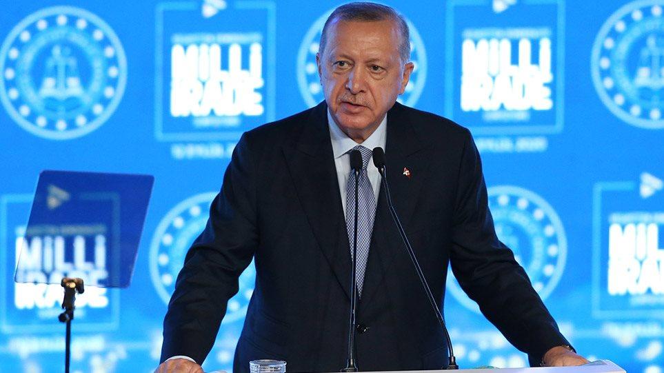 Νέα πρόκληση Ερντογάν κατά Ελλάδας: «Μην περιφέρεστε γύρω – γύρω στα νησιά» – Και απειλές κατά Μακρόν