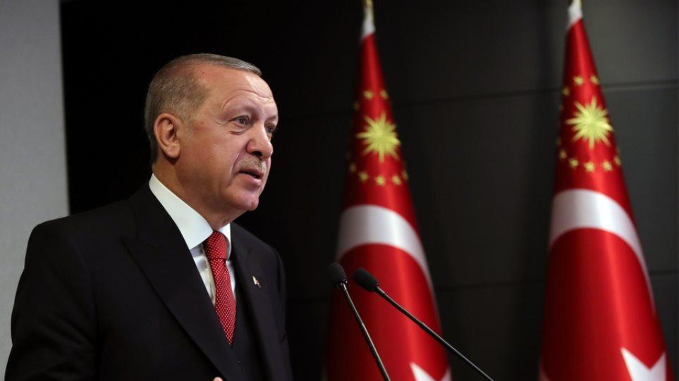 Ερντογάν: Το Ορούτς Ρέις θα συνεχίσει τις έρευνες!