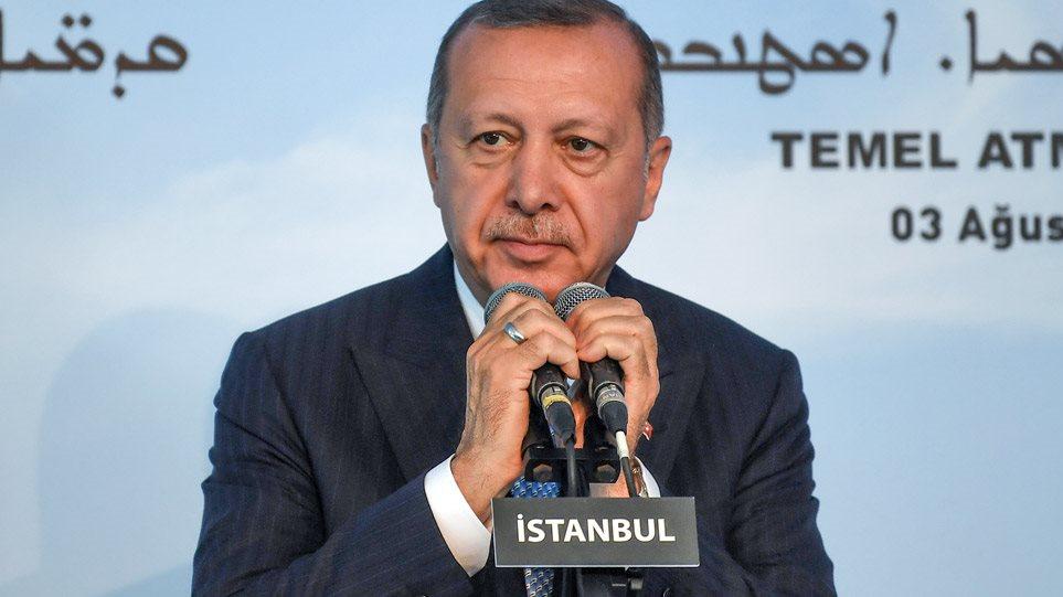 Πολεμική επιχείρηση στα ανατολικά του ποταμού Ευφράτη ετοιμάζει ο Ερντογάν