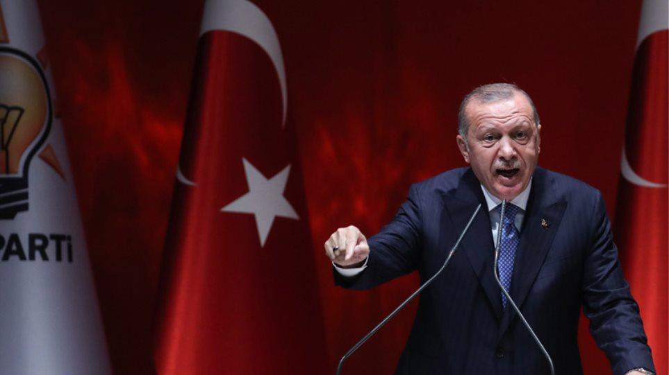 Ερντογάν: Θα κάνουν ουρές στην πόρτα μας, όταν βρούμε πετρέλαιο ή φυσικό αέριο στη Μεσόγειο!