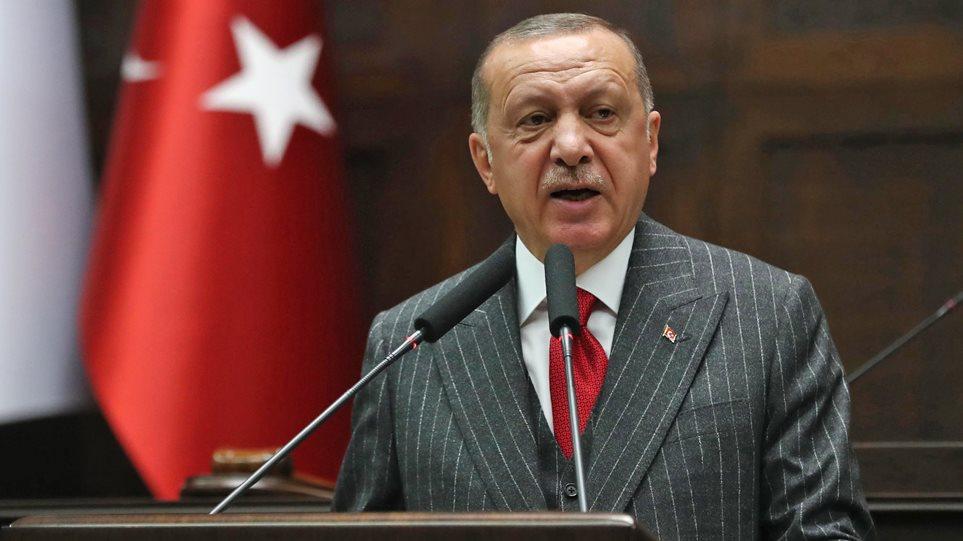 Ερντογάν: Οι ΗΠΑ δεν έχουν επιλογή, θα μας παραδώσουν τα F-35!