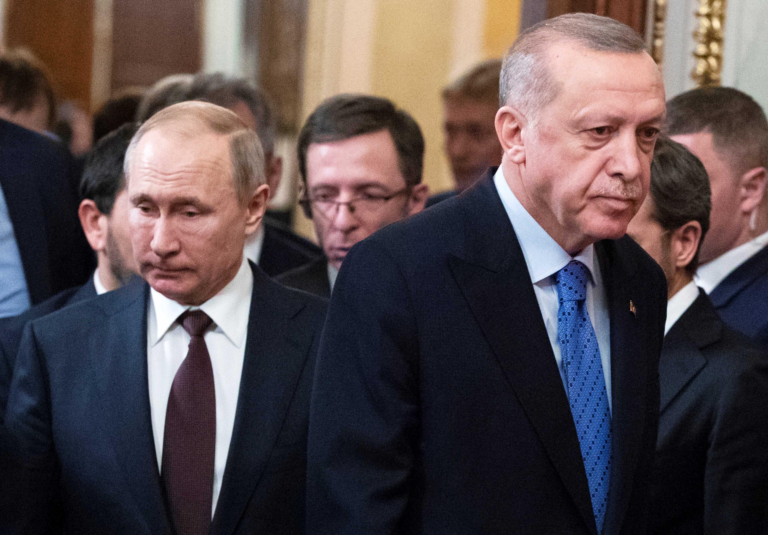 Άγριο χουνέρι Πούτιν στον Ερντογάν! Ο Βλαδίμηρος δεν σηκώνει αστεία! (ΒΙΝΤΕΟ)