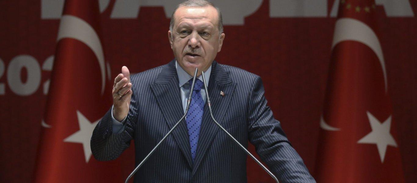 Ρ.Τ.Ερντογάν: «Αν η Ελλάδα μας προκαλέσει θα απαντήσουμε πολλαπλάσια» – Μ.Τσαβούσογλου: «Είστε νταήδες»