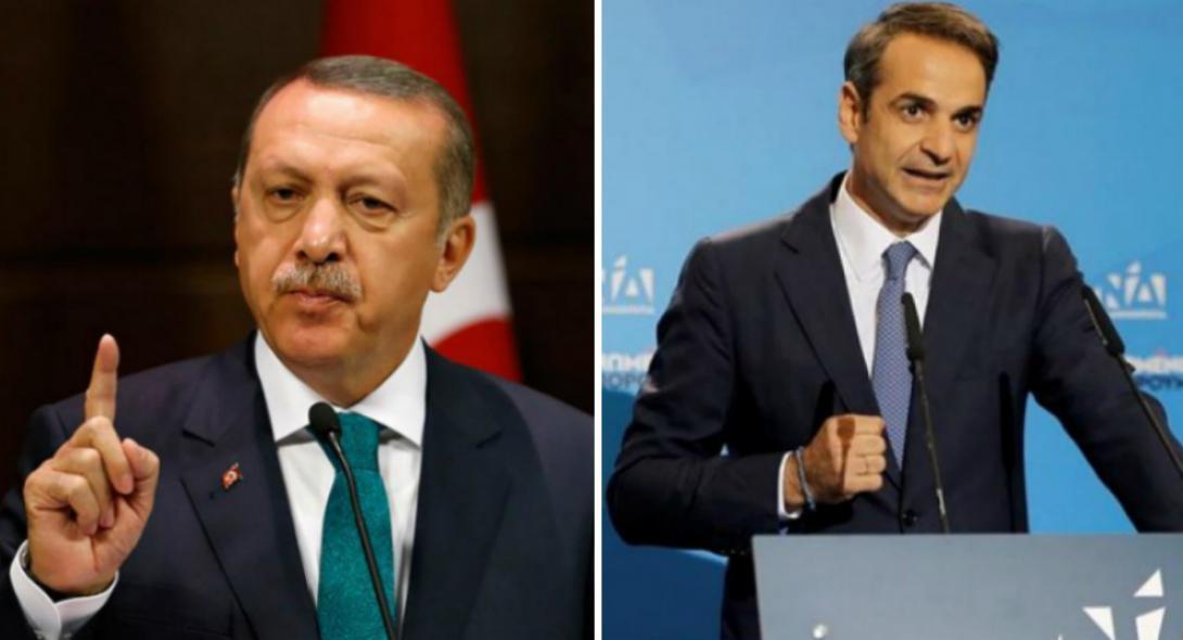 Μητσοτάκης σε Ερντογάν: «Μην παρερμηνεύεις την ήπια στάση μας – Θα υπερασπιστούμε την εθνική μας κυριαρχία όποτε απαιτηθεί!»