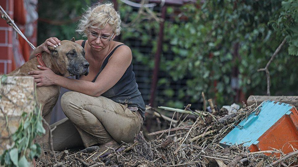 Τραγωδία στην Εύβοια: «Δέσαμε ηλικιωμένους στο δέντρο για να τους σώσουμε» – Συγκλονιστική μαρτυρία!