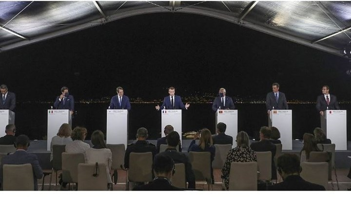 Ευρωμεσογειακή Διάσκεψη: Ηχηρό μήνυμα στην Τουρκία – Η αντίδραση του Ερντογάν – ΒΙΝΤΕΟ