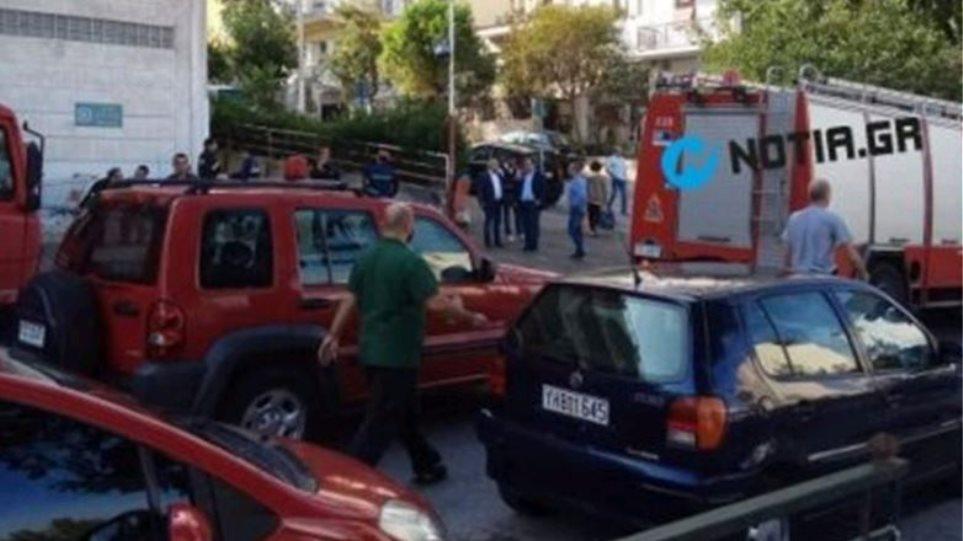 Τραγικό δυστύχημα στην Ηλιούπολη: Νεκρός o οδηγός που καταπλακώθηκε από το φορτηγό του! (ΦΩΤΟ)