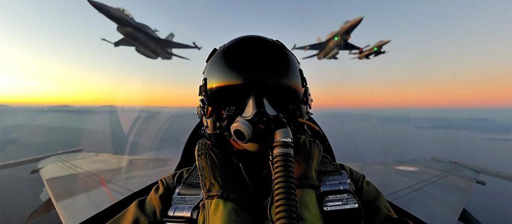Ελληνικά μαχητικά «βομβάρδισαν» θέσεις του εχθρού στην Κύπρο – Τουρκικά F-16 πέταξαν πάνω από τις Οινούσσες!
