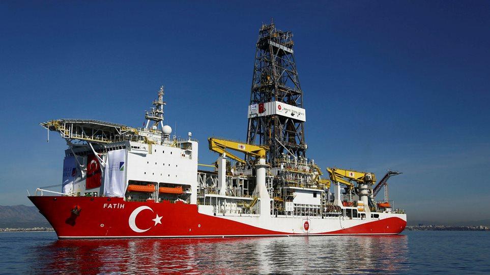 Κυπριακή ΑΟΖ: Όλοι εναντίον της Τουρκίας αλλά ο «Πορθητής» προχωράει με τη γεώτρηση