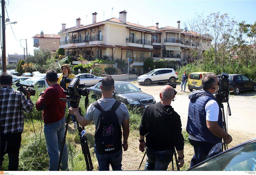 Δολοφονία στη Θεσσαλονίκη: «Μας χτυπούσε, δεν αντέχαμε άλλο» είπε ο πατέρας που πυροβόλησε τον γιο του! (BINTEO)