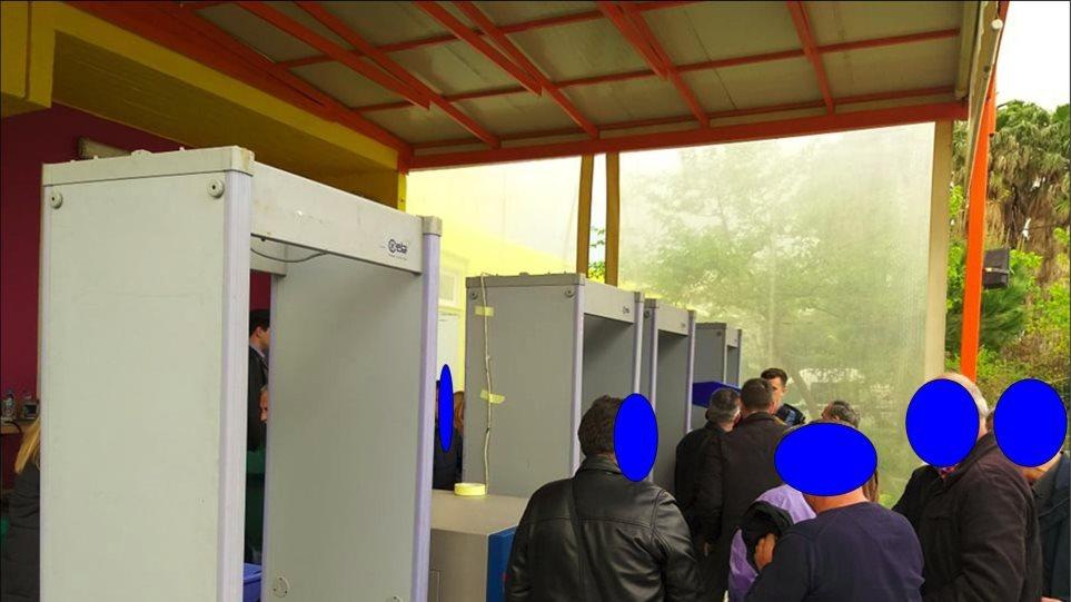 Αλαλούμ με τα μηχανήματα ασφαλείας για την ομιλία Τσίπρα: Δεν τα ξηλώσαμε από το αεροδρόμιο λέει η ΥΠΑ! (ΦΩΤΟ)