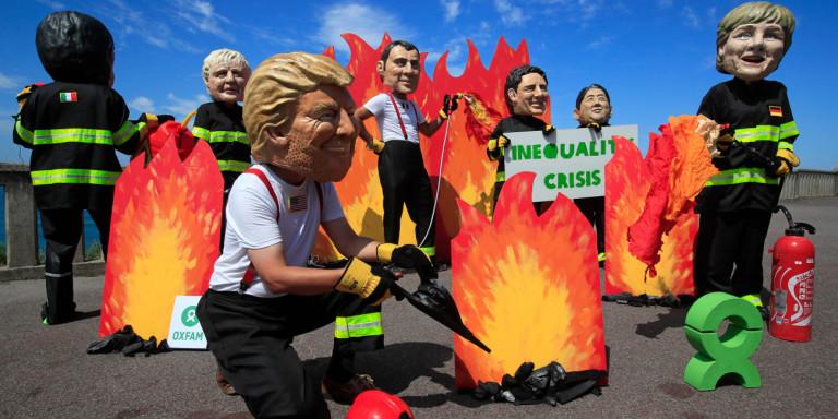 Πυρκαγιές στον Αμαζόνιο: Εκτακτη βοήθεια 20 εκατομμυρίων δολ. από την G7!