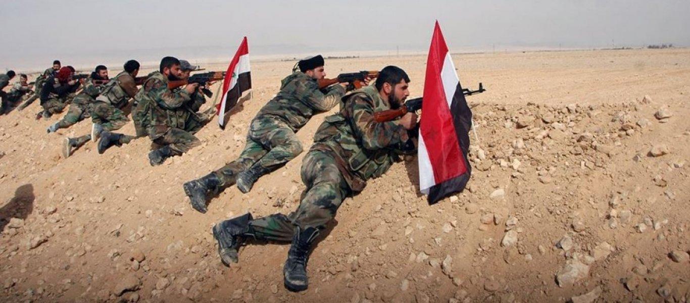 Σε απόσταση «αναπνοής» από τα τουρκικά φυλάκια οι δυνάμεις του συριακού Στρατού στην Ιντλίμπ! Ωρύεται ο Ερντογάν: «Να απομακρυνθείτε αμέσως από τις τουρκικές θέσεις παρατήρησης» (ΒΙΝΤΕΟ)