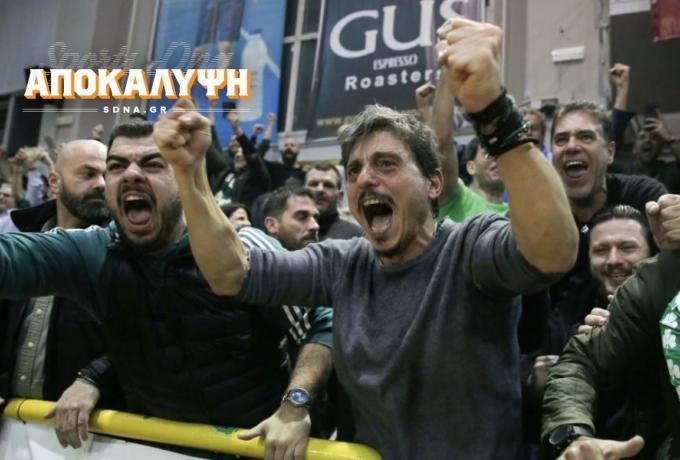 Πριμ 50.000 ευρώ από τον Γιαννακόπουλο στους πρωταθλητές του βόλεϊ!