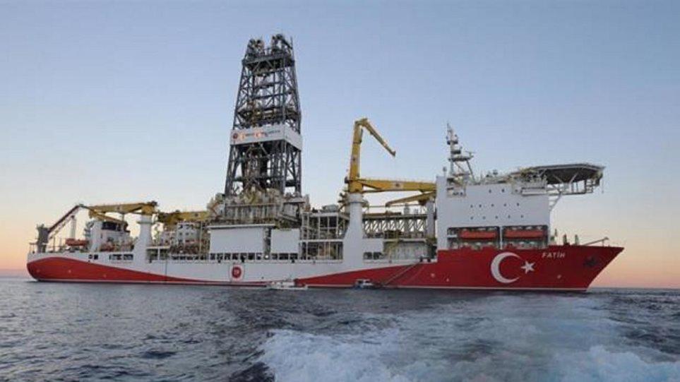 Τουρκία: NEA ΠΑΡΑΝΟΜΗ γεώτρηση του «Γιαβούζ» στο τεμάχιο 7! (ΒΙΝΤΕΟ)