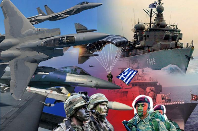 Η Handelsblatt συγκρίνει τις ένοπλες δυνάμεις Ελλάδας και Τουρκίας: Δείτε γιατί -προς το παρόν- ο Ερντογάν δεν τολμάει να επιτεθεί στη χώρα μας!