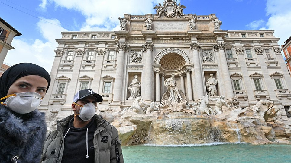 Κορωνοϊός: Κλείνουν όλα τα σχολεία και πανεπιστήμια στην Ιταλία