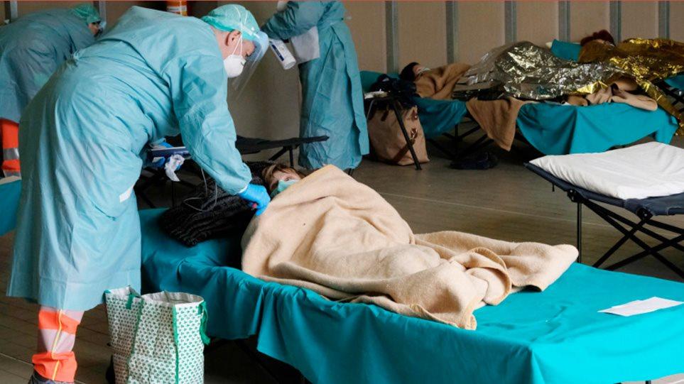 Κορωνοϊός – Ιταλία: Άλλοι 475 θάνατοι σε ένα 24ωρο – Στους 2.978 οι νεκροί (ΒΙΝΤΕΟ)