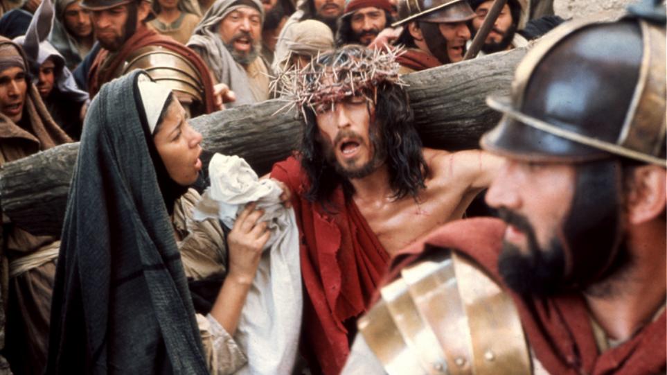Ο Ιησούς από τη Ναζαρέτ: Το τηλεοπτικό φαινόμενο που έσπασε και πάλι τα κοντέρ! (BINTEO)