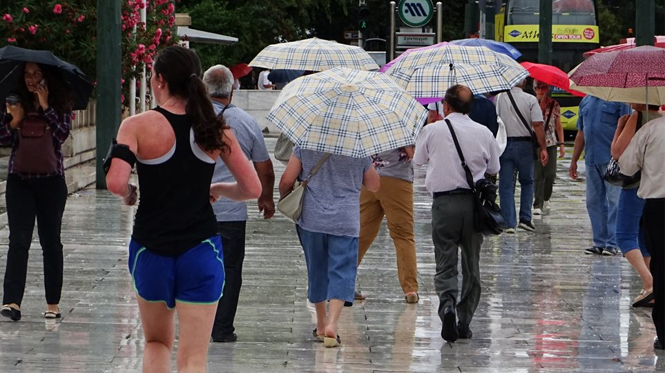 Καιρός: Συναγερμός για καταιγίδες σε έξι περιοχές τις επόμενες ώρες! Εκπέμπει SOS ο Γιάννης Καλλιάνος! (βιντεο&φωτο)