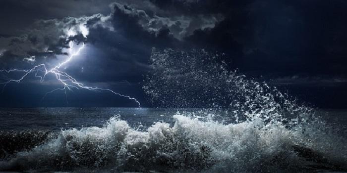 Ο καιρός την Τρίτη! Έρχονται καταιγίδες…