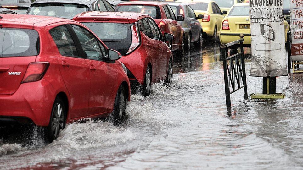 Κακοκαιρία Βικτώρια: Έρχονται βροχές και καταιγίδες μεγάλης έντασης! (φωτο)