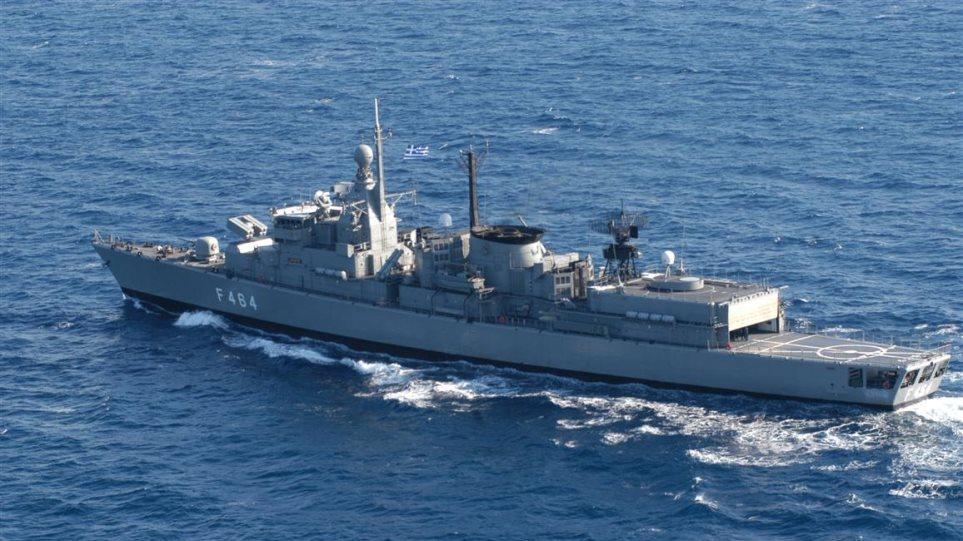 ΡΑΓΔΑΙΕΣ ΕΞΕΛΙΞΕΙΣ στην Ανατολική Μεσόγειο: O χάρτης των διεκδικήσεων και τα πολεμικά πλοία! (φωτο)