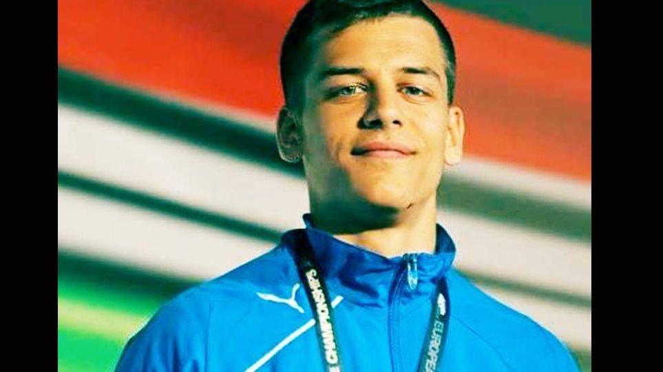 «Έφυγε» σε ηλικία 24 ετών ο πρωταθλητής καράτε Γιώργος Κωστούρος! (ΦΩΤΟ)
