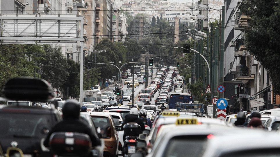 Απεργία ΜΜΜ – Κίνηση στους δρόμους
